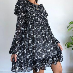 NWT Free People These Dreams Tunic Dress S